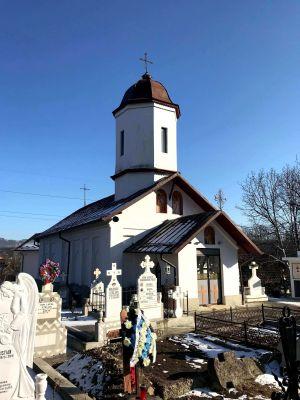 Biserica Pânteștilor Sfântul Ioan Botezătorul