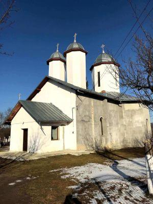 Biserica Sfântul Dumitru - Făget