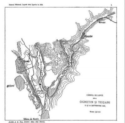 Bătălia de la Ogretin din 13 septembrie 1602