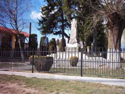 Monumentul Comemorativ al Eroilor din Drajna de Jos