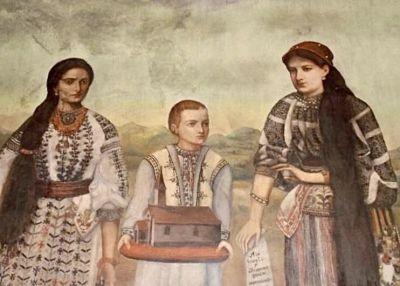 Maria Filipescu-Kretzulescu - [Origini și familie]